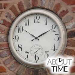 De Gigant Witte Tuinklok - 59cm -  About Time™