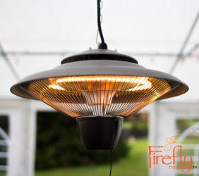 firefly wandbevestigde terrasverwarmer elektrisch. Black Bedroom Furniture Sets. Home Design Ideas
