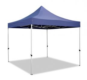 Hybrid Plus, Pop Up Staal/Aluminium Vouwtent - Blauw - 3m x 3m