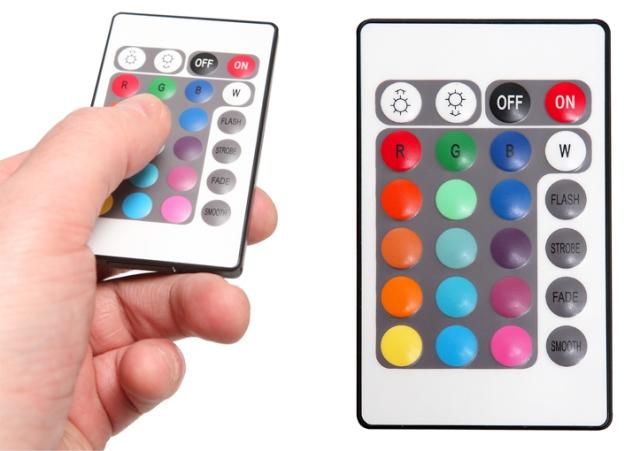 Bubbelbuis met van Kleurveranderende Verlichting en ...