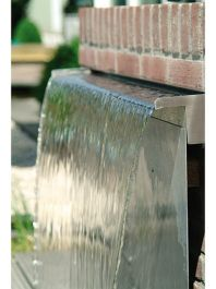 120cm - RVS Waterval