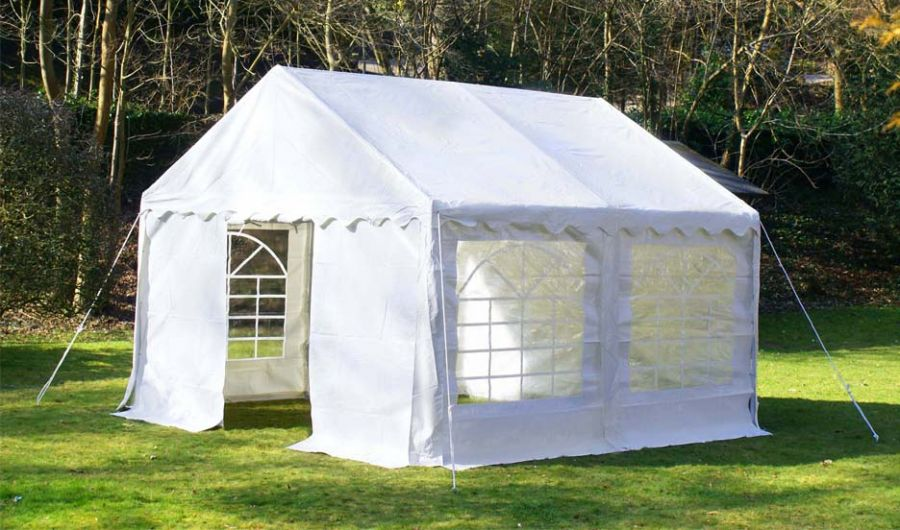 3m x 6m Luxe Feesttent/Partytent