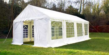 4m x 8m - Luxe Feesttent/Partytent