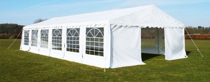 6m x 12m Luxe Feesttent/Partytent