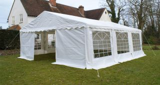 6m x 6m Luxe Feesttent/Partytent