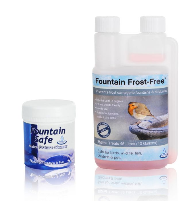 Ambienté Fountain Care – Duo Verpakking